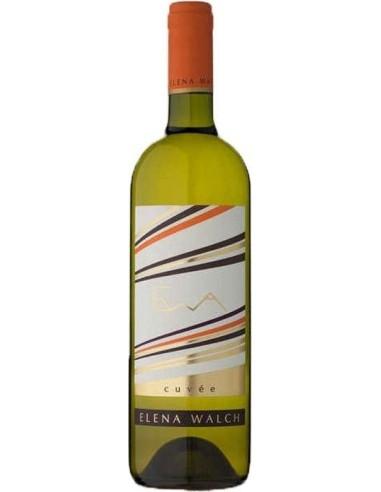 Ewa Cuvée Gewùrztraminer selezione 2018 Elena Walch Vino Bianco d'Italia