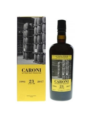 Guyana Stock 2017 Caroni 1994 23 years old Con astuccio