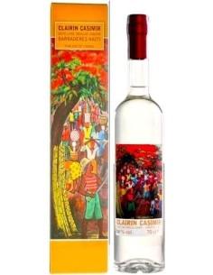 Rum Haiti Clairin Casimir  Douglas Casimir Distilleries (70 cl.)