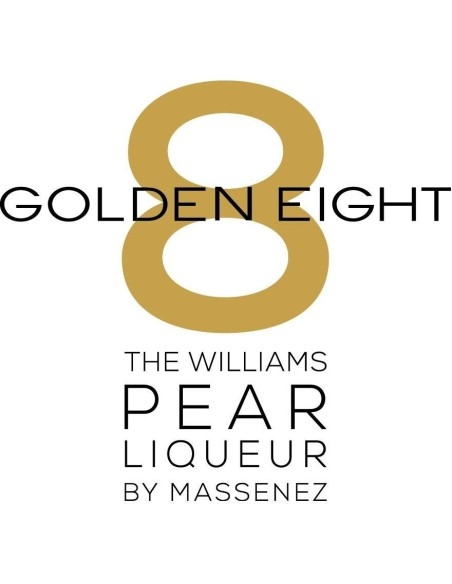 Golden Eight Liquore alle Pere The Williams Pear Liqueur Maison Massenez