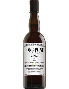 Long Pond 2003 Jamaica Pure Single Rum TECA Velier