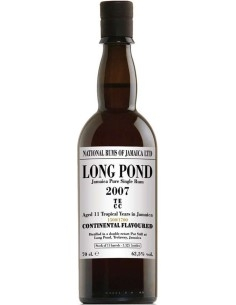 Long Pond 2007 Jamaica Pure Single Rum TECC