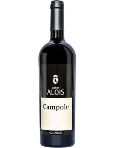 Campole Aglianico 2011 Alois IGT