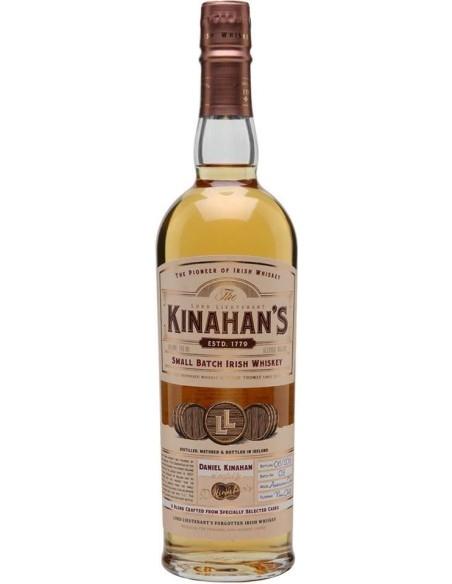 Kinahan's L.L. Small Batch Irish Whiskey