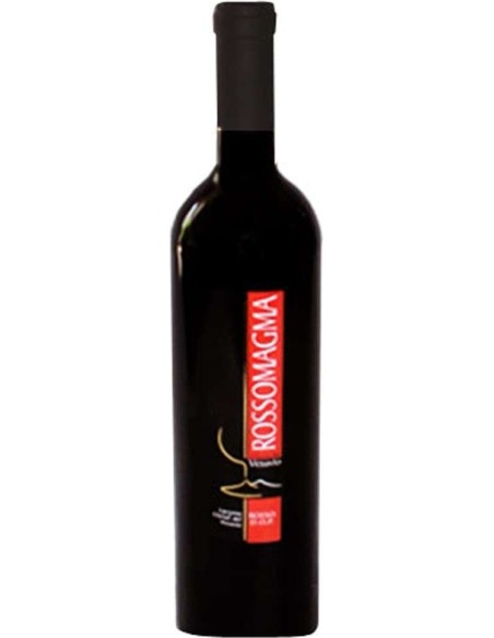 Rossomagma 2015 red Campania Fuocomuorto IGP