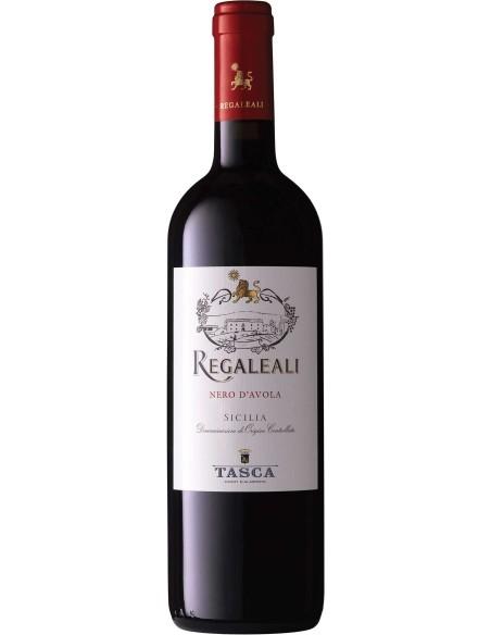 Regali 2016 Tasca d' Almerita Nero d'Avola Sicily DOC