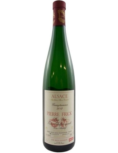 Alsace Gewurztraminer Pierre Frick Alsace AOC