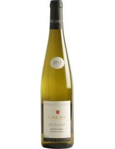 Riesling 2013 Veilles Vignes Gruss Joseph French wine Alsace