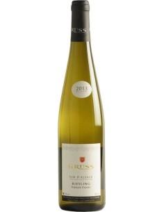 Riesling 2018 Veilles Vignes Gruss Joseph French wine Alsace