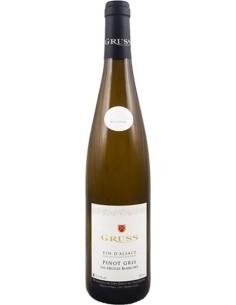 Pinot Gris 2018 Gruss Joseph Vino francese d'Alsace