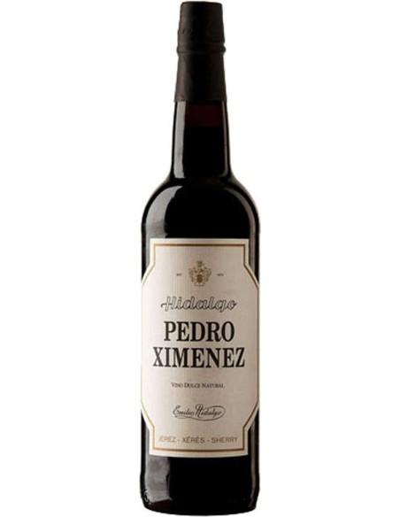 Pedro Ximenez Hidalgo Emilio Vino dolce Spagnolo Jerez Sherry DO