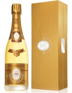 Cristal 2009 Champagne Louis Roederer Astucciato