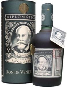 Rum Diplomatico Riserva Esclusiva 12 anni Astucciato