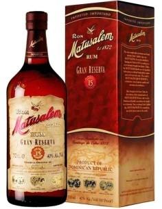 Rum Matusalem Gran Riserva 15 Anni Astucciato Ron