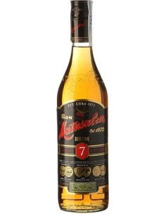Rum Matusalem 7 years old
