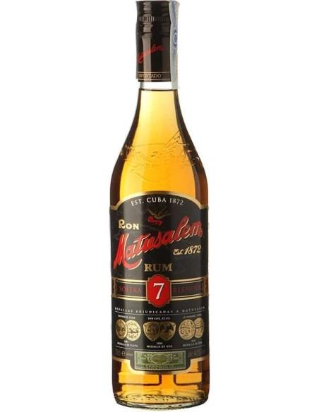 Rum Matusalem 7 anni di invecchiamento