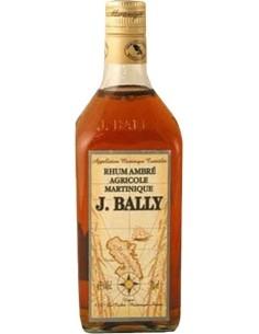 Rum Ambrè J. Bally Rhum Agricolo Ron