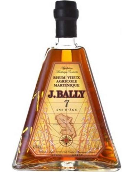 Rum J. Bally Pyramide 7 anni Rhum Astucciato