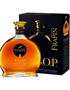 Cognac Frapin VSOP 70 cl with case