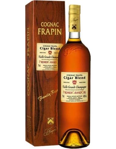 Cognac Cigar Blend Frapin Astucciato
