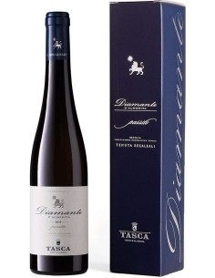 Diamante d'Almerita 2017 Passito Tasca d'Almerita with case