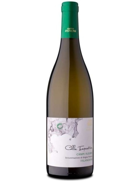 Colle Imperatrice 2017 Falanghina Cantine Astroni DOP
