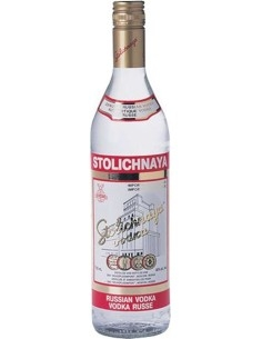 Stolichnaya Stoli Red Vodka 70 cl
