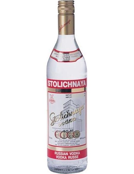 Stolichnaya Stoli Red Vodka 70 cl