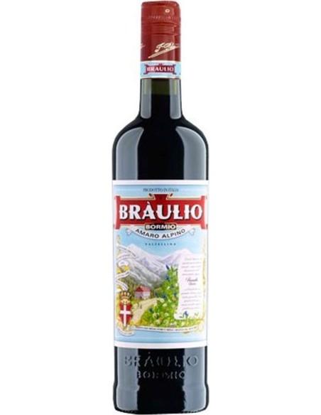 Braulio Amaro di erbe alpine Peloni 0,70