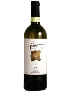 Fiano of Avellino 2017 Pietracupa DOCG