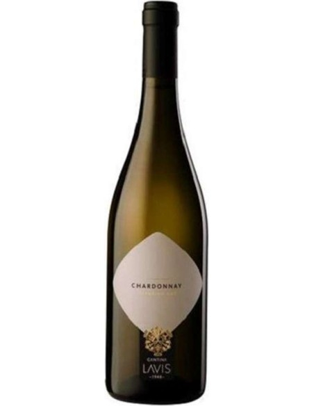Chardonnay 2019 Cantina LaVis Trentino DOC