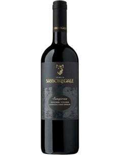 Sangiovese 2016 Maremma Toscana Tenuta Sassoregale DOC
