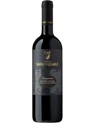 Sangiovese 2018 Tenuta Sassoregale Maremma Toscana DOC