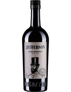 Jefferson 1871 Amaro Importante Vecchio Magazzino Doganale