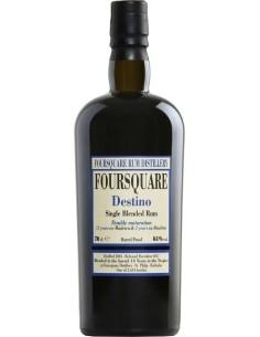 Destino 2003 Single Blended Rum Foursquare con Astuccio