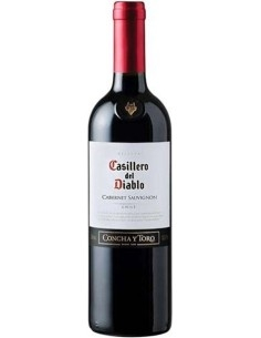 Cabernet Sauvignon Casillero del Diablo 2017 Concha y Toro Valle Central Chile DO