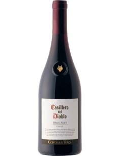 Casillero del Diablo 2012 Pinot Noir Concha y Toro