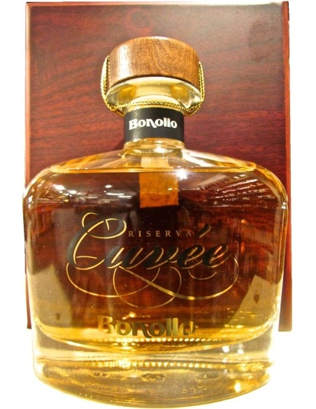 Riserva Cuvée Grappa Bonollo with case