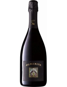 Almerita Brut 2014 Sparkling wine Tasca d'Almerita with case