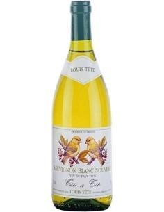 Sauvignon Blanc Nouveau 2018 Louis Tete