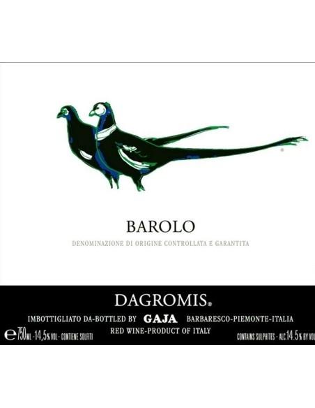 Dagromis Barolo 2014 Gaja DOCG