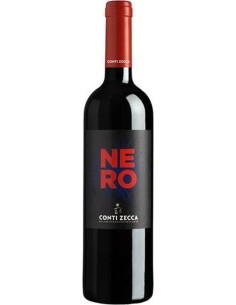 Nero 2016 Conti Zecca Salento Rosso IGP