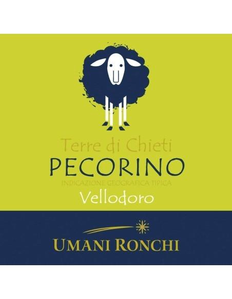 Vellodoro Pecorino 2018 Umani Ronchi IGT