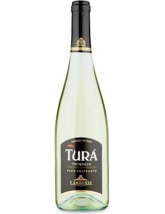 Turà Bianco sparkling table wine Lamberti