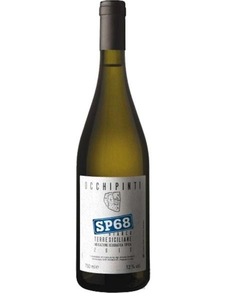 SP68 Bianco 2017 Biodinamic Occhipinti IGT