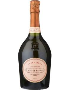 Champagne Cuvée Rosé Laurent Perrier