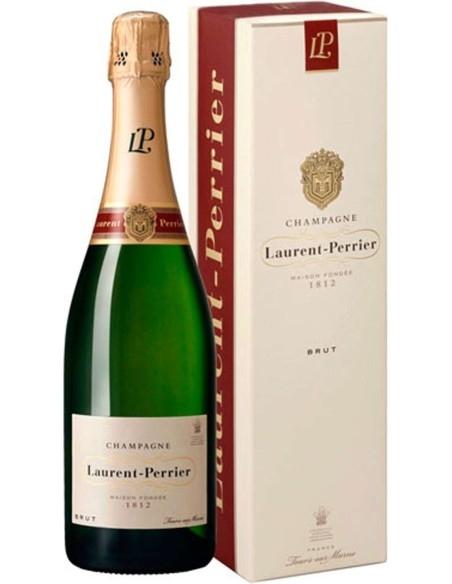 Champagne brut Laurent Perrier Astucciato
