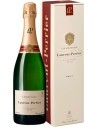 Champagne brut Laurent Perrier with case
