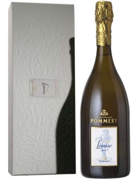 Pommery Cuvée Louise 2004 Champagne Brut Astucciato