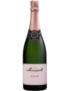 Monsupello Rosé Spumante brut